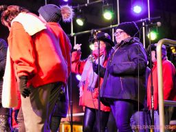 Holiday Express Concert Town Lighting 52 of 150
