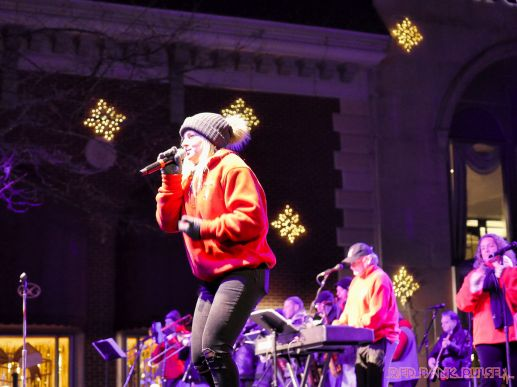 Holiday Express Concert Town Lighting 54 of 150