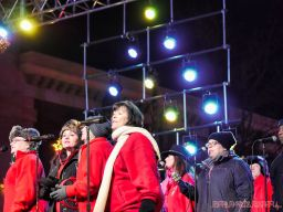 Holiday Express Concert Town Lighting 61 of 150