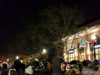 Holiday Express Concert Town Lighting 7 of 150