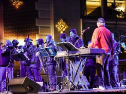Holiday Express Concert Town Lighting 83 of 150