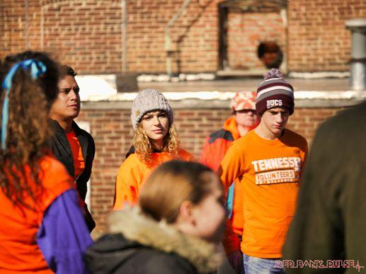 Life Vest Inside flash mob dancing World Kindness Day 10 of 117