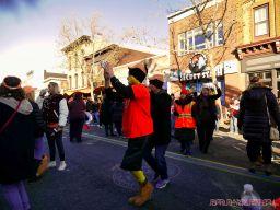 Life Vest Inside flash mob dancing World Kindness Day 100 of 117