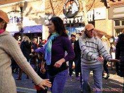 Life Vest Inside flash mob dancing World Kindness Day 103 of 117