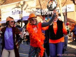 Life Vest Inside flash mob dancing World Kindness Day 104 of 117