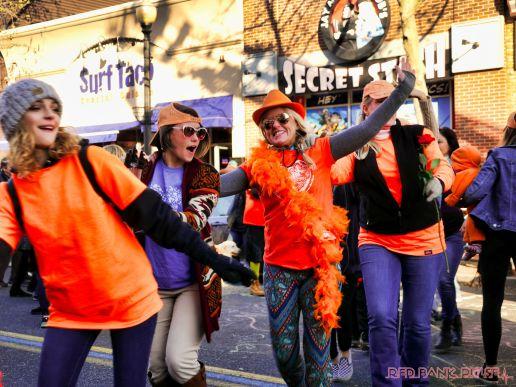 Life Vest Inside flash mob dancing World Kindness Day 105 of 117