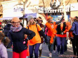 Life Vest Inside flash mob dancing World Kindness Day 106 of 117
