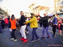 Life Vest Inside flash mob dancing World Kindness Day 109 of 117