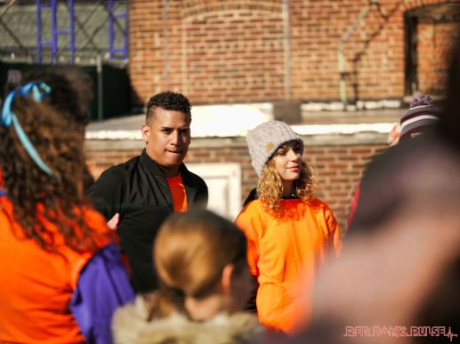 Life Vest Inside flash mob dancing World Kindness Day 11 of 117