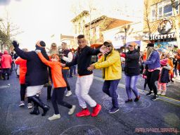 Life Vest Inside flash mob dancing World Kindness Day 110 of 117