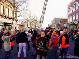 Life Vest Inside flash mob dancing World Kindness Day 112 of 117