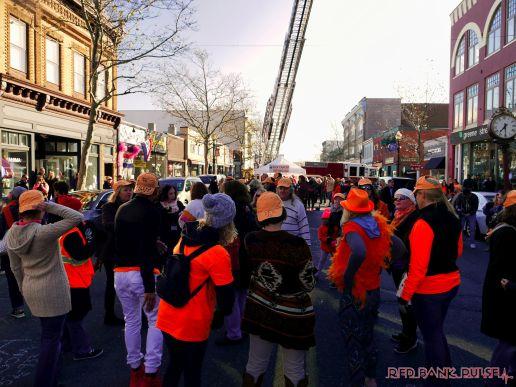 Life Vest Inside flash mob dancing World Kindness Day 113 of 117