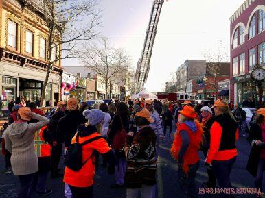 Life Vest Inside flash mob dancing World Kindness Day 114 of 117