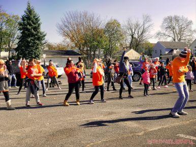 Life Vest Inside flash mob dancing World Kindness Day 18 of 117