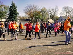 Life Vest Inside flash mob dancing World Kindness Day 19 of 117
