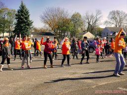 Life Vest Inside flash mob dancing World Kindness Day 20 of 117