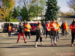 Life Vest Inside flash mob dancing World Kindness Day 21 of 117