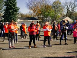 Life Vest Inside flash mob dancing World Kindness Day 22 of 117