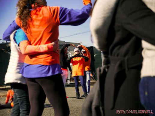 Life Vest Inside flash mob dancing World Kindness Day 25 of 117