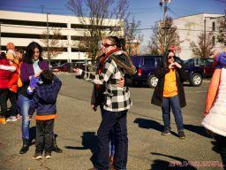 Life Vest Inside flash mob dancing World Kindness Day 29 of 117