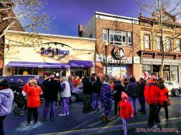 Life Vest Inside flash mob dancing World Kindness Day 3 of 117
