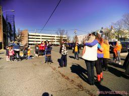 Life Vest Inside flash mob dancing World Kindness Day 30 of 117