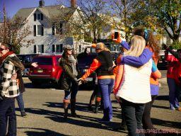 Life Vest Inside flash mob dancing World Kindness Day 33 of 117