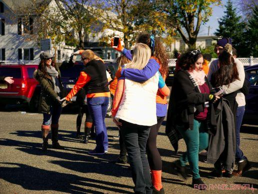 Life Vest Inside flash mob dancing World Kindness Day 34 of 117