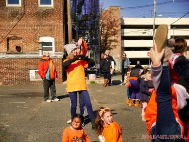 Life Vest Inside flash mob dancing World Kindness Day 35 of 117