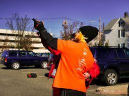 Life Vest Inside flash mob dancing World Kindness Day 36 of 117