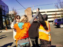 Life Vest Inside flash mob dancing World Kindness Day 37 of 117