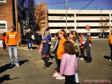 Life Vest Inside flash mob dancing World Kindness Day 41 of 117