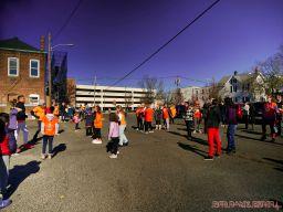 Life Vest Inside flash mob dancing World Kindness Day 43 of 117