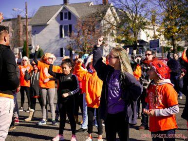 Life Vest Inside flash mob dancing World Kindness Day 49 of 117