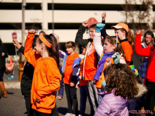 Life Vest Inside flash mob dancing World Kindness Day 50 of 117