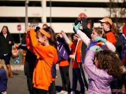 Life Vest Inside flash mob dancing World Kindness Day 51 of 117