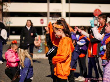 Life Vest Inside flash mob dancing World Kindness Day 52 of 117