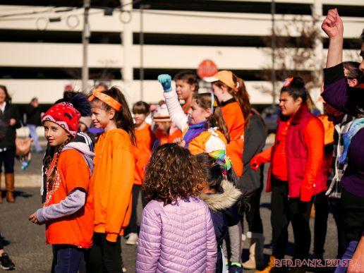 Life Vest Inside flash mob dancing World Kindness Day 54 of 117