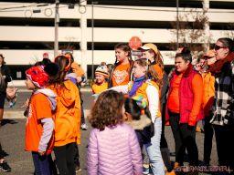 Life Vest Inside flash mob dancing World Kindness Day 55 of 117