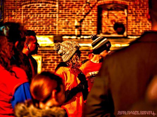Life Vest Inside flash mob dancing World Kindness Day 6 of 117