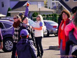 Life Vest Inside flash mob dancing World Kindness Day 65 of 117