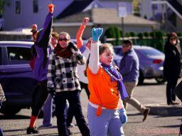 Life Vest Inside flash mob dancing World Kindness Day 67 of 117