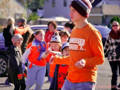 Life Vest Inside flash mob dancing World Kindness Day 70 of 117