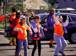 Life Vest Inside flash mob dancing World Kindness Day 72 of 117