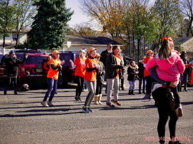 Life Vest Inside flash mob dancing World Kindness Day 77 of 117