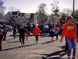 Life Vest Inside flash mob dancing World Kindness Day 78 of 117