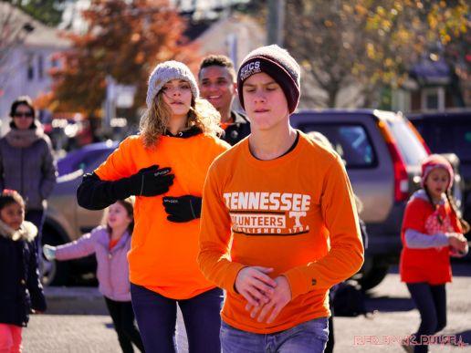 Life Vest Inside flash mob dancing World Kindness Day 79 of 117