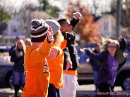 Life Vest Inside flash mob dancing World Kindness Day 80 of 117