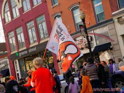 Life Vest Inside flash mob dancing World Kindness Day 82 of 117