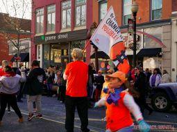 Life Vest Inside flash mob dancing World Kindness Day 83 of 117